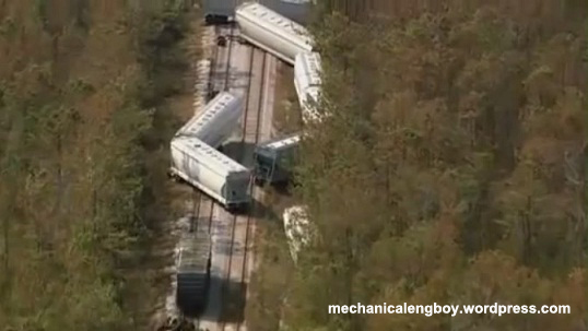 zero1(train accident)